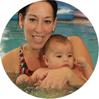 גלית תמר, בעלים - שיעורי שחיה לתינוקות ולילדים